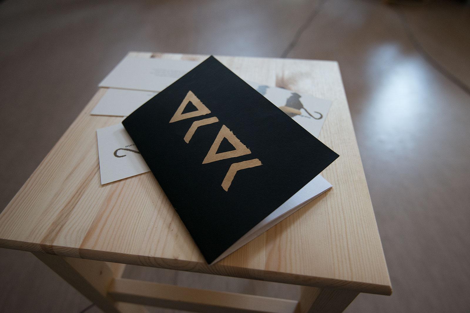 JAJA / Publikácia obálka, grafický dizajn