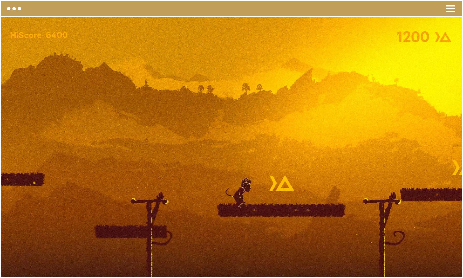 InGame screen: Náhľad obrazovky hrania, grafický dizajn