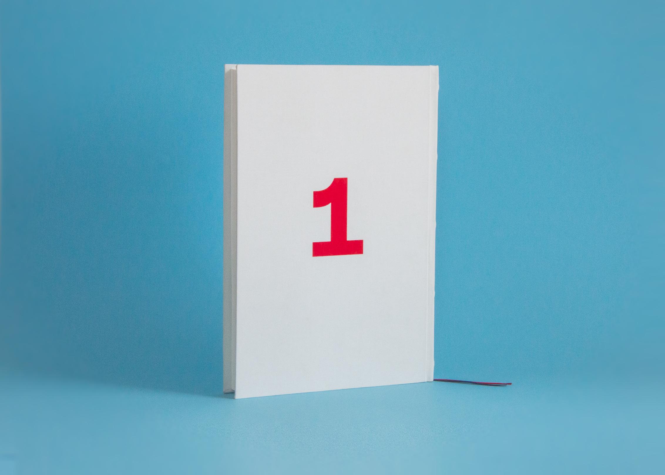 Kniha o Facebooku, grafický dizajn